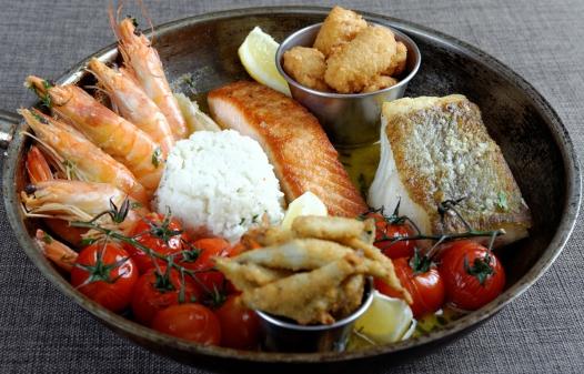 The Old Bath Arms Sea Food