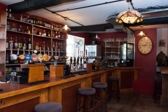 The Old Bath Arms Bars 2-1-2