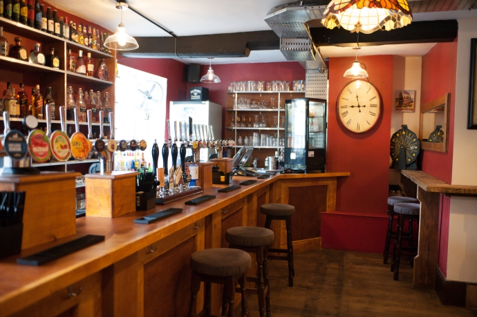 The Old Bath Arms Bars 2-1-3