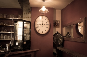 The Old Bath Arms Bars 2-1-5