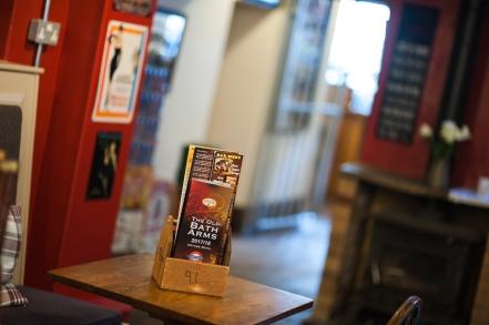 The Old Bath Arms - Bars © Martyn Payne 2016 0583