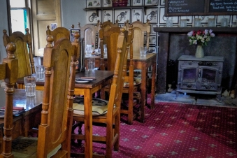 The Old Bath Arms Red Room-1-7