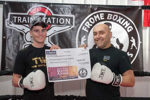 The Old Bath Arms Frome - Frome Boxing and Fitness Sponsor